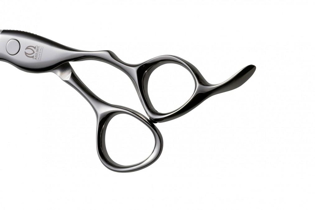 BLACK-SMITH Fit PUFFIN - Mizutani Scissors - NickEducation.com