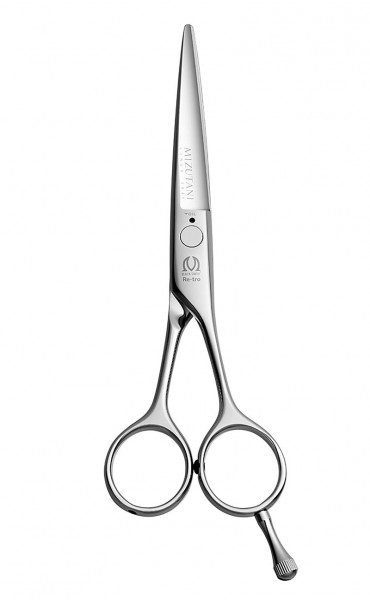 BLACK-SMITH Re-tro - Mizutani Scissors - NickEducation.com