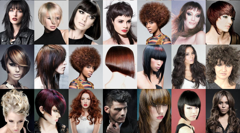 Online Hair Cutting Education Classes Courses Training Coloring