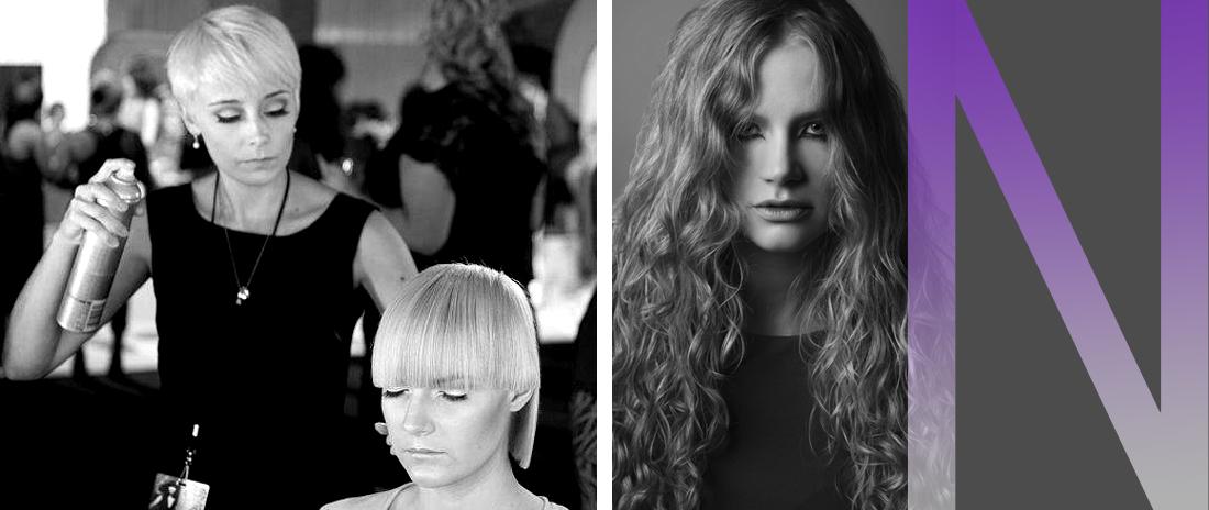 Nicole Obert / Wella Artistic Design Team / Celebrity Stylist